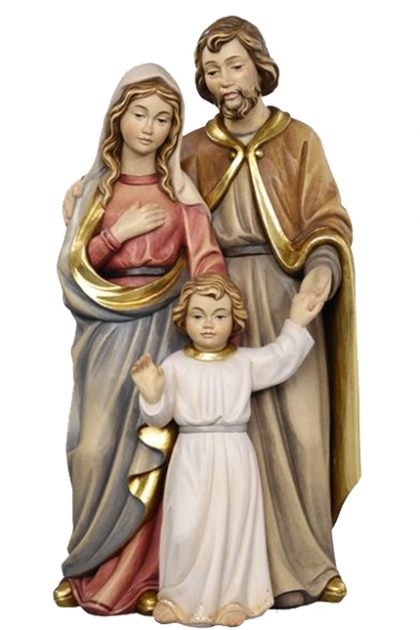 Holy Family with Jesus Child